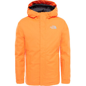 The North Face Snow Quest Jakke Børn orange